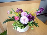 Weekley Arrangement 2012.02.20